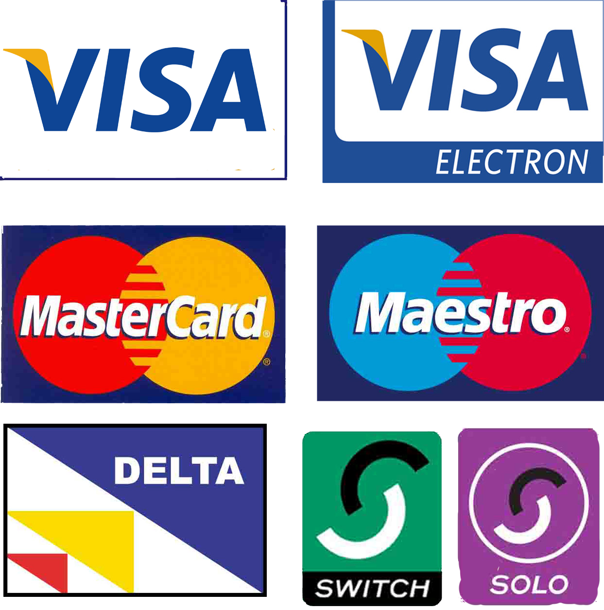 can i use visa electron online