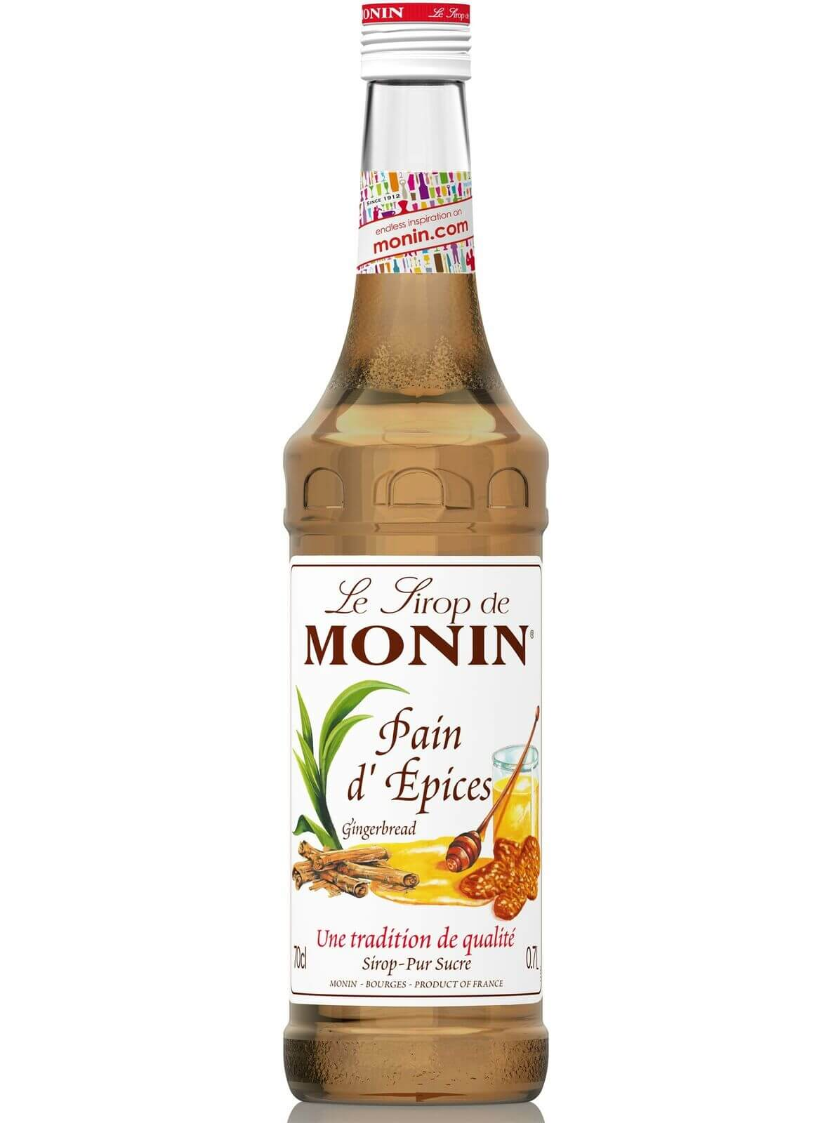 Monin Syrup 70cl Gingerbread
