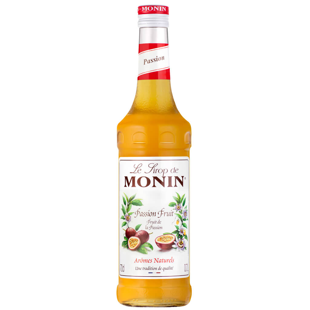 Monin Syrup 70cl Passion Fruit