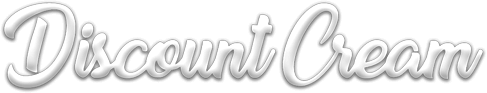 Logo for Discount Cream - Links to homepage