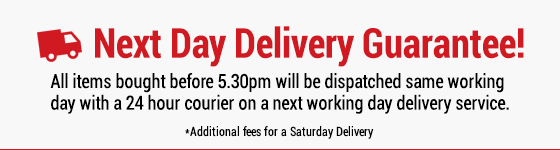 Promo for Next Day Delivery